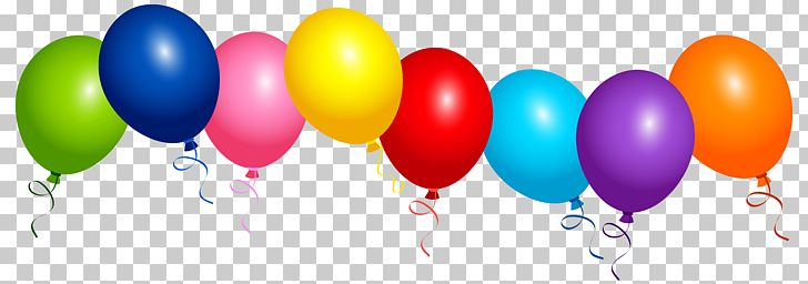 Balloon Birthday Png Clipart Art Deco Balloon Balloons Birthday Clipart Free Png Download