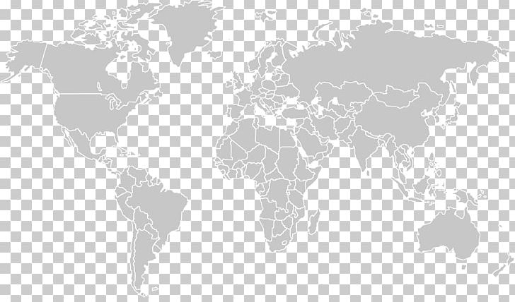World Map Globe PNG, Clipart, Black And White, Cartography, Creative Market, Flat Design, Geography Free PNG Download