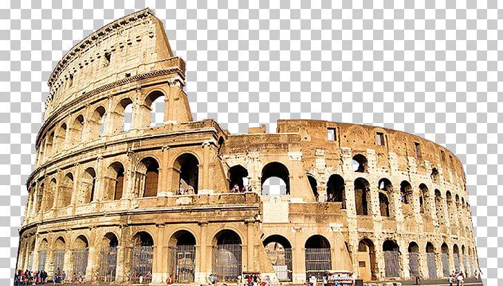 Colosseum Roman Forum Palatine Hill Trevi Fountain Circus Maximus