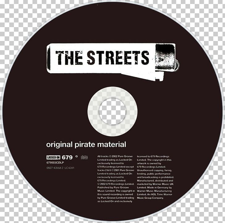 Original Pirate Material The Streets Let's Push Things Forward Music