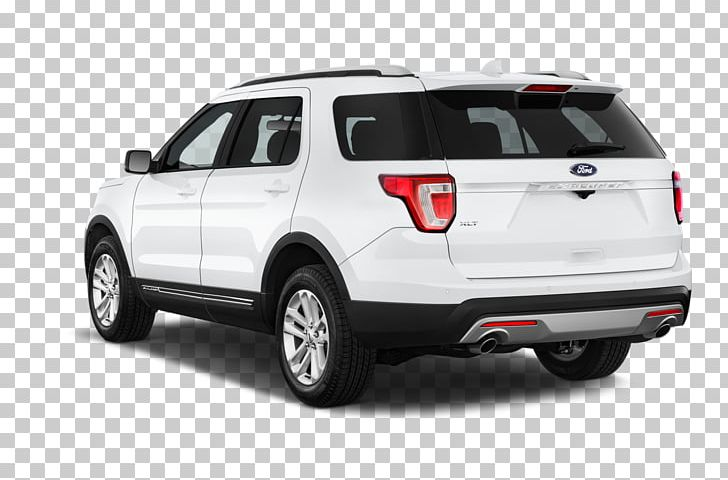 2018 Ford Explorer 2016 2017 Car Png Clipart
