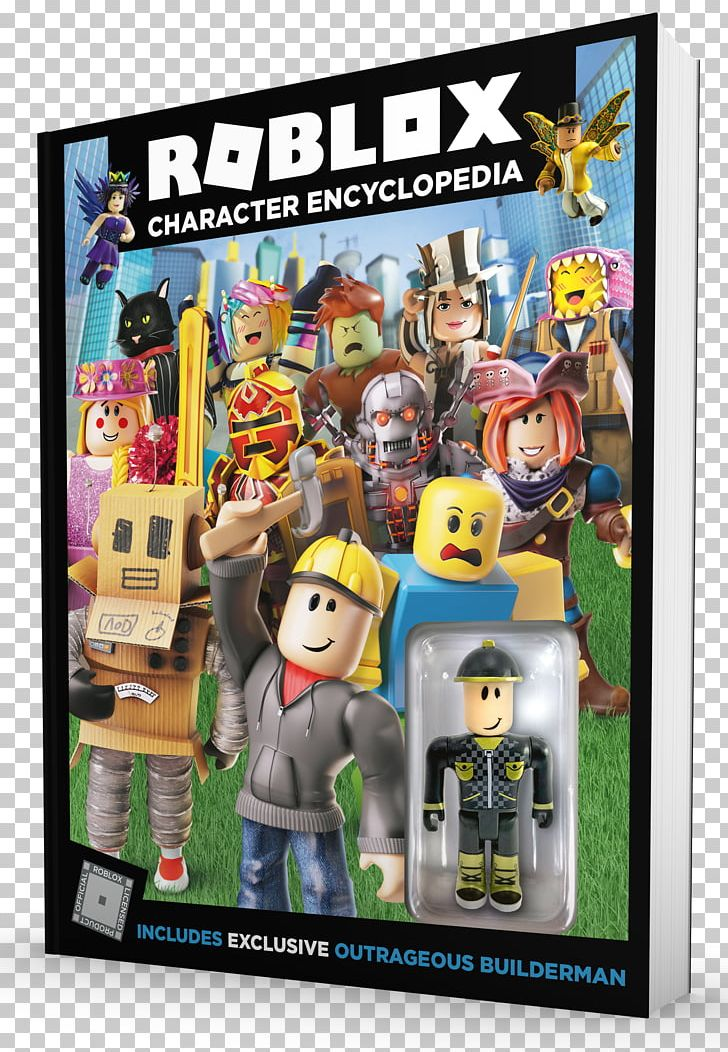 Roblox Character Encyclopedia Roblox Annual 2019 Video Game Book