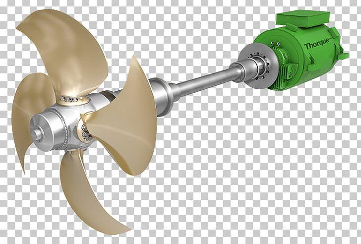 Propeller Propulsion Ship Permanent Magnet Motor Engine PNG