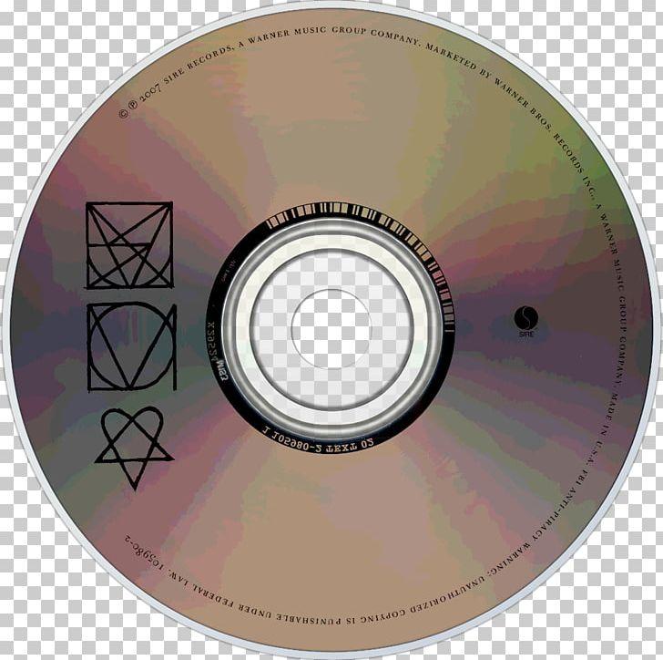 Compact Disc Venus Doom Music Album HIM PNG, Clipart, Album, Album