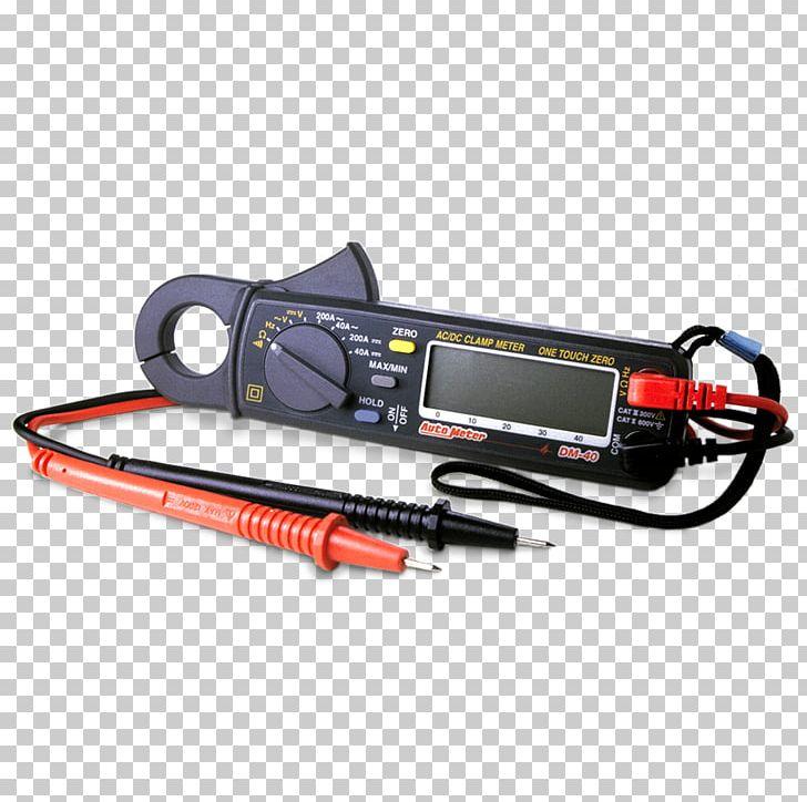 Digital Multimeter Current Clamp Test Probe Alternating Current PNG