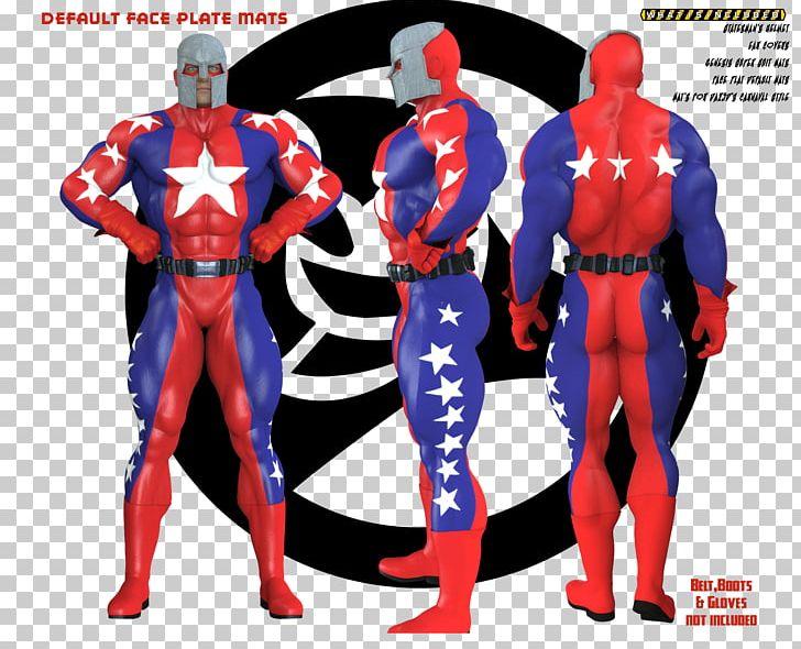 Captain America DAS Productions Inc DAZ Studio Superhero Poser PNG