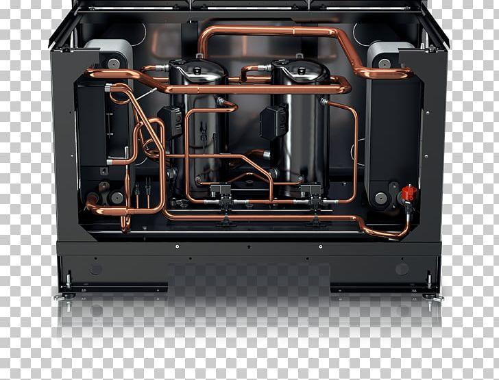 Heat Pump Computer System Cooling Parts Ivt Varmepumpar