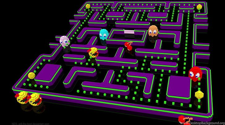Ms. Pac-Man Pac-Man 2: The New Adventures Desktop Video Game PNG, Clipart, 1080p, Android, Arcade Cabinet, Arcade Game, Desktop Wallpaper Free PNG Download