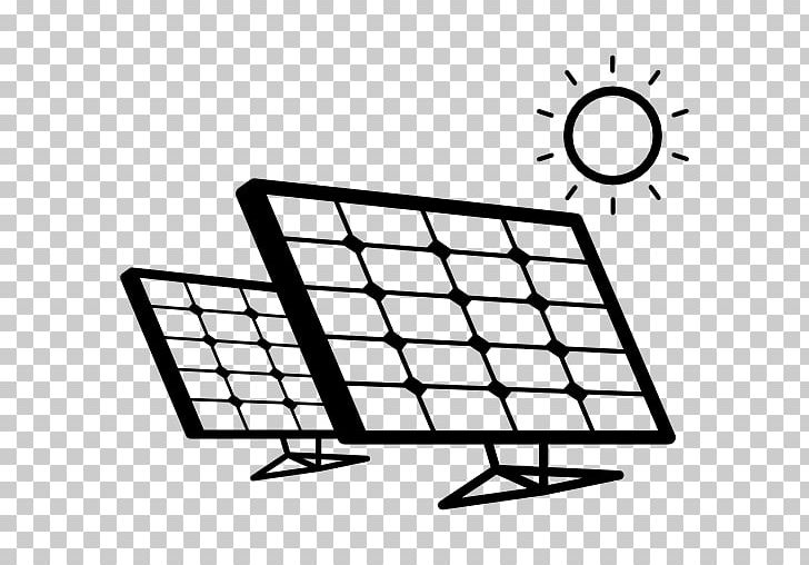 Solar Power Solar Energy Solar Panels Renewable Energy Computer Icons PNG, Clipart, Angle, Area, Black And White, Brand, Clean Technology Free PNG Download