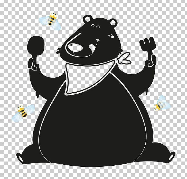 Sticker Bear Wall Decoratie PNG, Clipart, Animals, Arbel, Bear, Blackboard, Carnivoran Free PNG Download