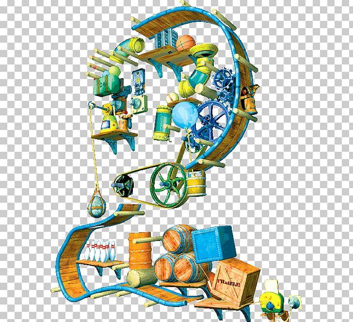 Crazy Machines: The Wacky Contraptions Game Crazy Machines 2 Crazy