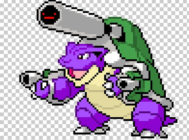 Blastoise Minecraft Pokemon Pixel Art Png Clipart Art Blastoise Cartoon Charizard Charmander Free Png Download