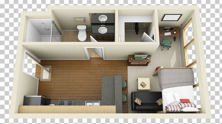 Floor Plan House Studio Apartment PNG, Clipart, 3d Floor ...