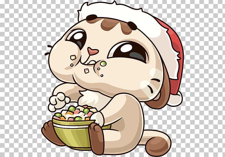Sticker Telegram VKontakte Personal Message PNG, Clipart, Artwork, Beeline, Fictional Character, Finger, Food Free PNG Download