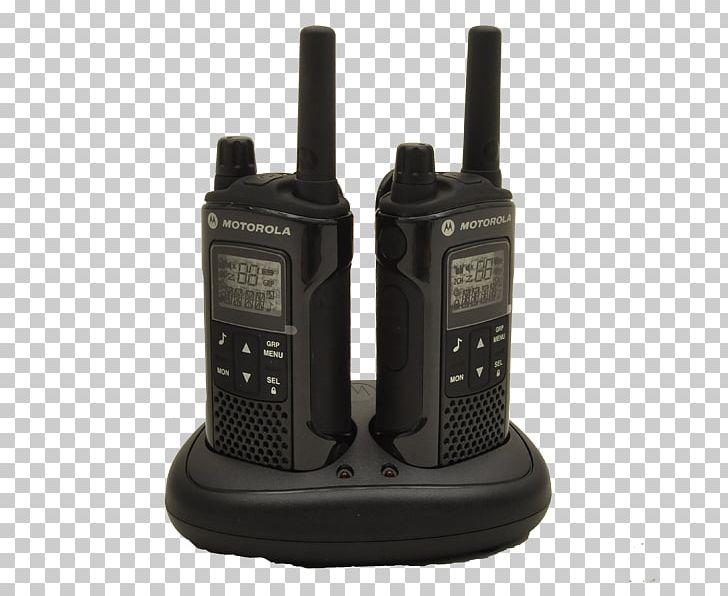 Walkie-talkie Two-way Radio Motorola TLKR Walkie Talkie Push-to-talk PNG, Clipart, Communication Device, Electronic Device, Funkverkehr, Internet, Motorola Free PNG Download