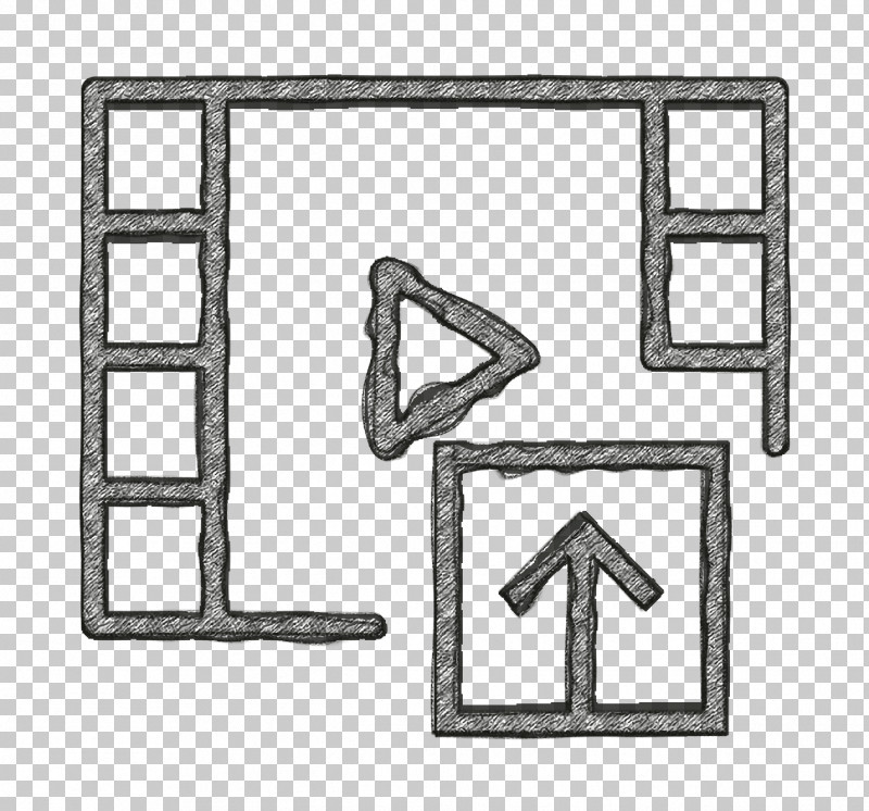 Video Player Icon Movie Icon Interaction Set Icon PNG, Clipart, Cinema, Clapperboard, Film Stock, Interaction Set Icon, Movie Camera Free PNG Download