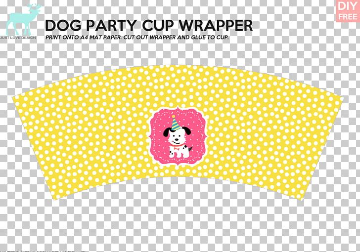 Cupcake Party Favor Dog PNG, Clipart, Birthday, Blue, Brand, Coffee Cup, Cup Free PNG Download