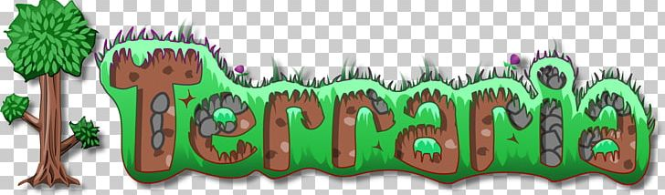 Terraria Minecraft Logo Steam PNG, Clipart, Game, Game Server, Grass