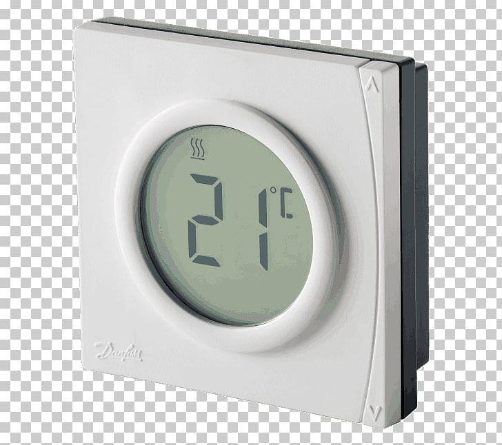 Programmable Thermostat Danfoss Underfloor Heating Smart ... on