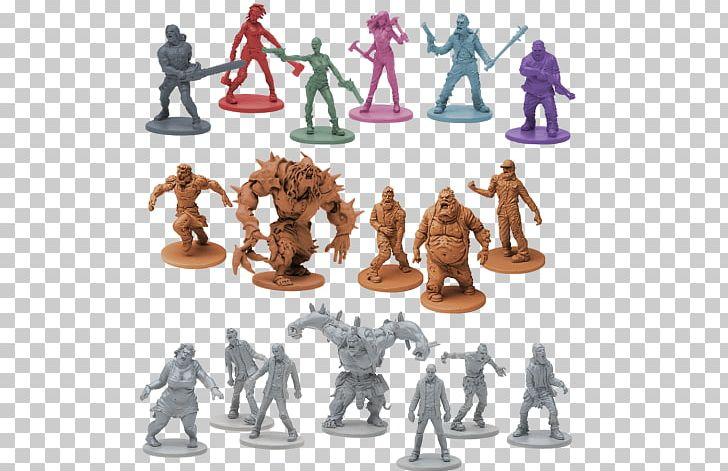 Guillotine Games Zombicide Season 2: Prison Outbreak Figurine Board