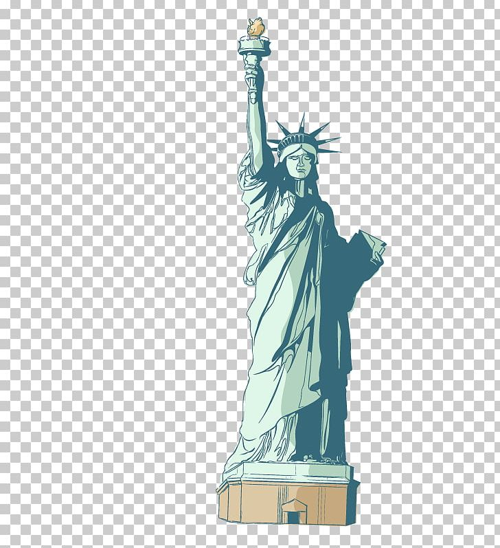 Statue Of Liberty Drawing PNG, Clipart, Buddha Statue, Clip Art, Download, Drawing, Figurine Free PNG Download