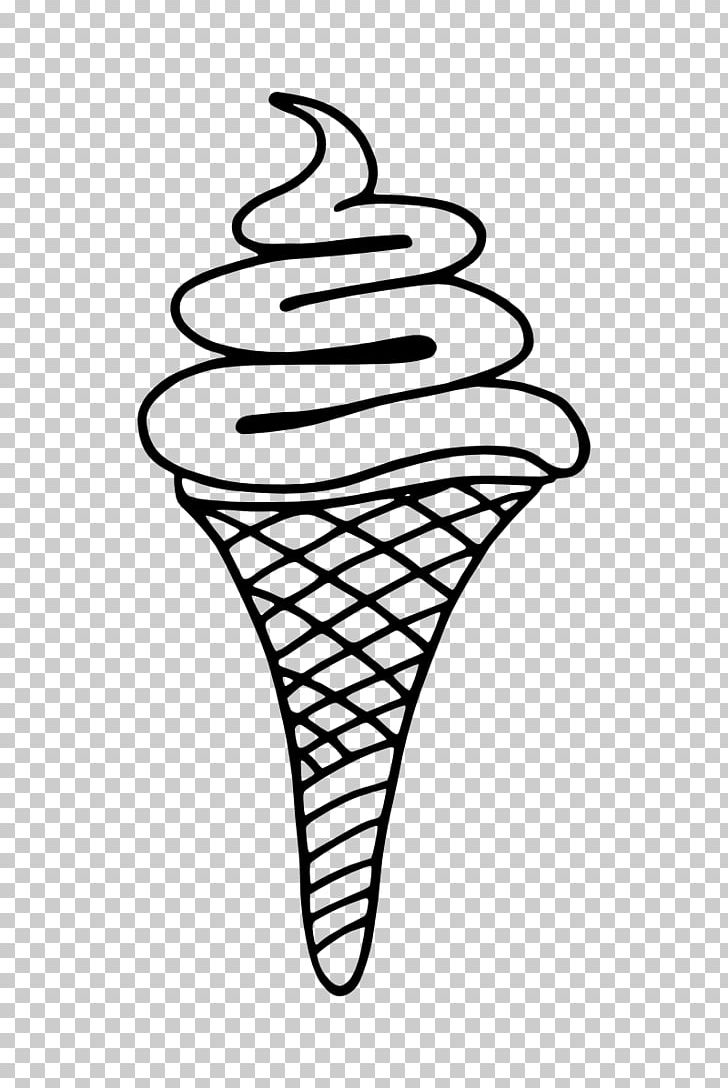 Ice Cream Cones Sundae Coloring Book PNG, Clipart, Artwork, Biscuit, Black And White, Candy, Coloring Book Free PNG Download