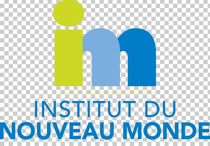 Institut Du Nouveau Monde Logo Organization Brand Product Design PNG, Clipart, Area, Area M, Brand, Communication, Graphic Design Free PNG Download