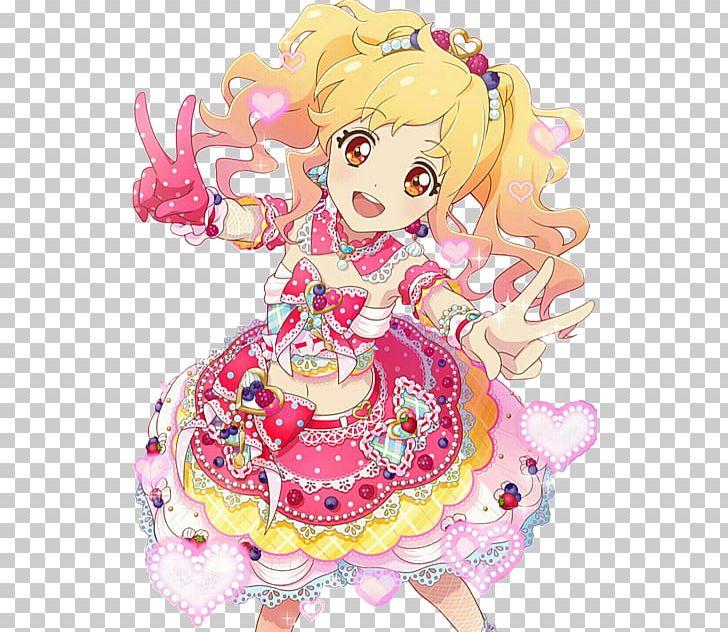 Fairy tail illustration. Aikatsu stars fantas a