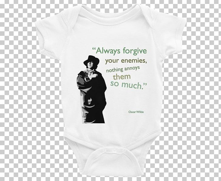 The Poems Of Oscar Wilde Baby & Toddler One-Pieces Always Forgive Your Enemies PNG, Clipart, Baby Products, Baby Toddler Clothing, Baby Toddler Onepieces, Bodysuit, Book Free PNG Download