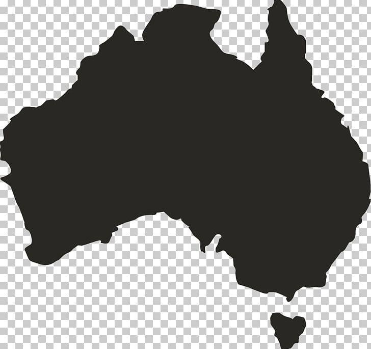 Australia Map Png.Australia World Map Png Clipart Australia Black Black And White