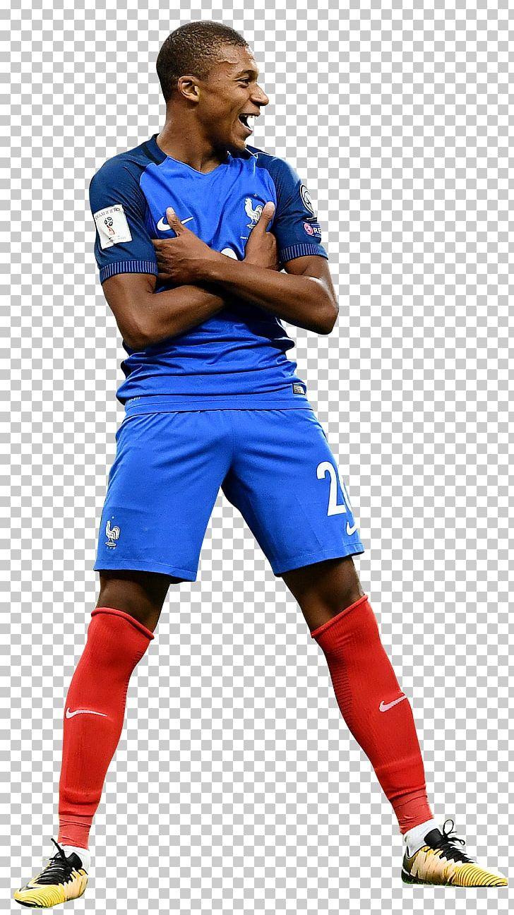 Kylian Mbappé France National Football Team Football Player