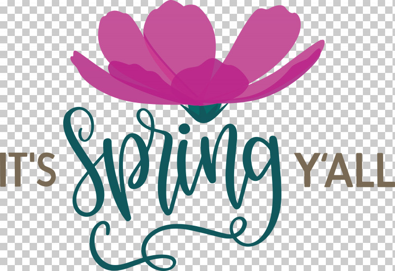 Spring Spring Quote Spring Message PNG, Clipart, Flower, Flowerpot, Free, Logo, Petal Free PNG Download