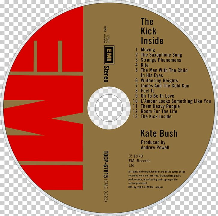 The Kick Inside YouTube Wikipedia Poster Music PNG, Clipart