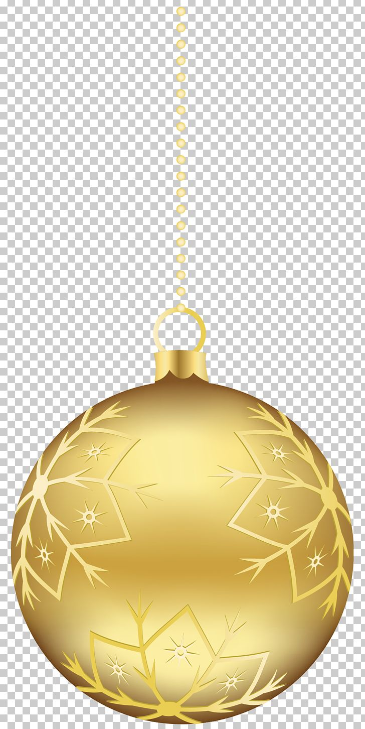Christmas Ornament Gold PNG, Clipart, Ball, Christmas, Christmas Ball, Christmas Clipart, Christmas Decoration Free PNG Download