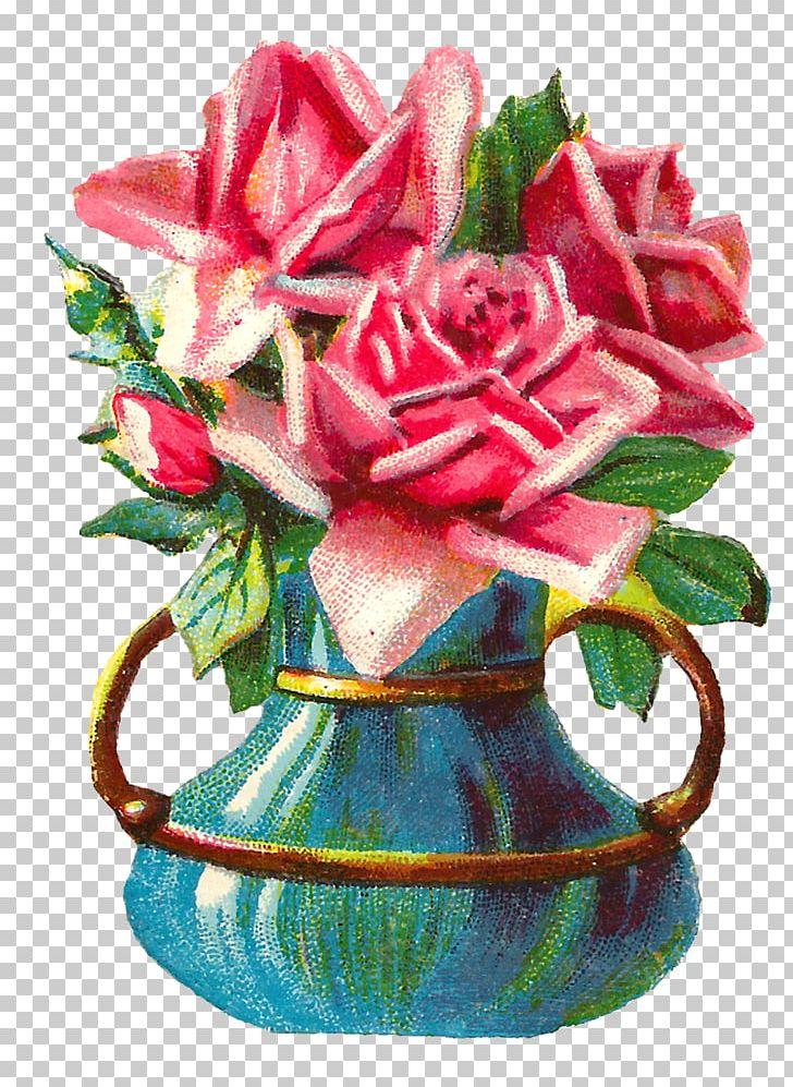 Vase Rose Flower Floral Design Shabby Chic PNG, Clipart, Cut Flowers, Floral Design, Floristry, Flower, Flower Arranging Free PNG Download