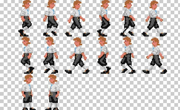 Animation Sprite Cascading Style Sheets Walk Cycle Key Frame