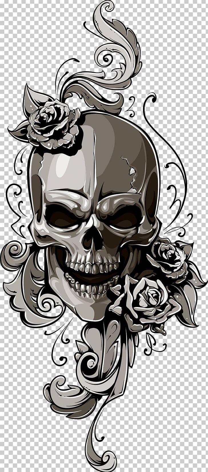 Calavera Tattoo Flash old school (tattoo) human skull symbolism png, clipart, art