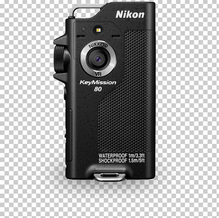 Action Camera Video Cameras Nikon KeyMission 360 Digital SLR PNG, Clipart, Action Camera, Camcorder, Camera, Camera Accessory, Camera Lens Free PNG Download
