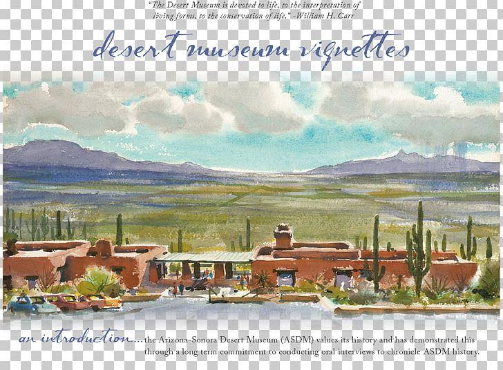 Arizona-Sonora Desert Museum The Dessert Museum Landscape PNG