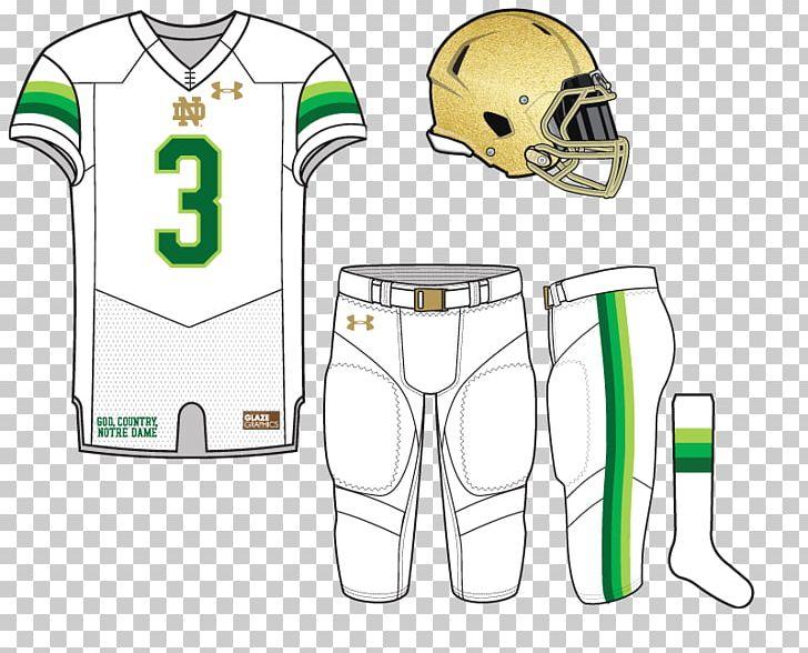 separation shoes 11d12 31b1c Jersey Notre Dame Fighting Irish Football University Of ...