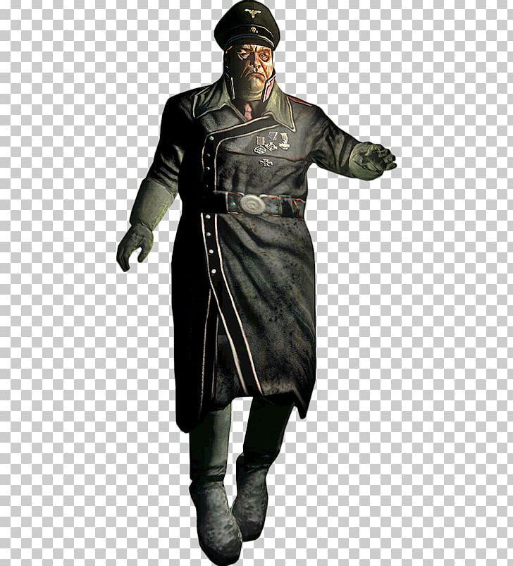 Wolfenstein: The New Order Wolfenstein II: The New Colossus