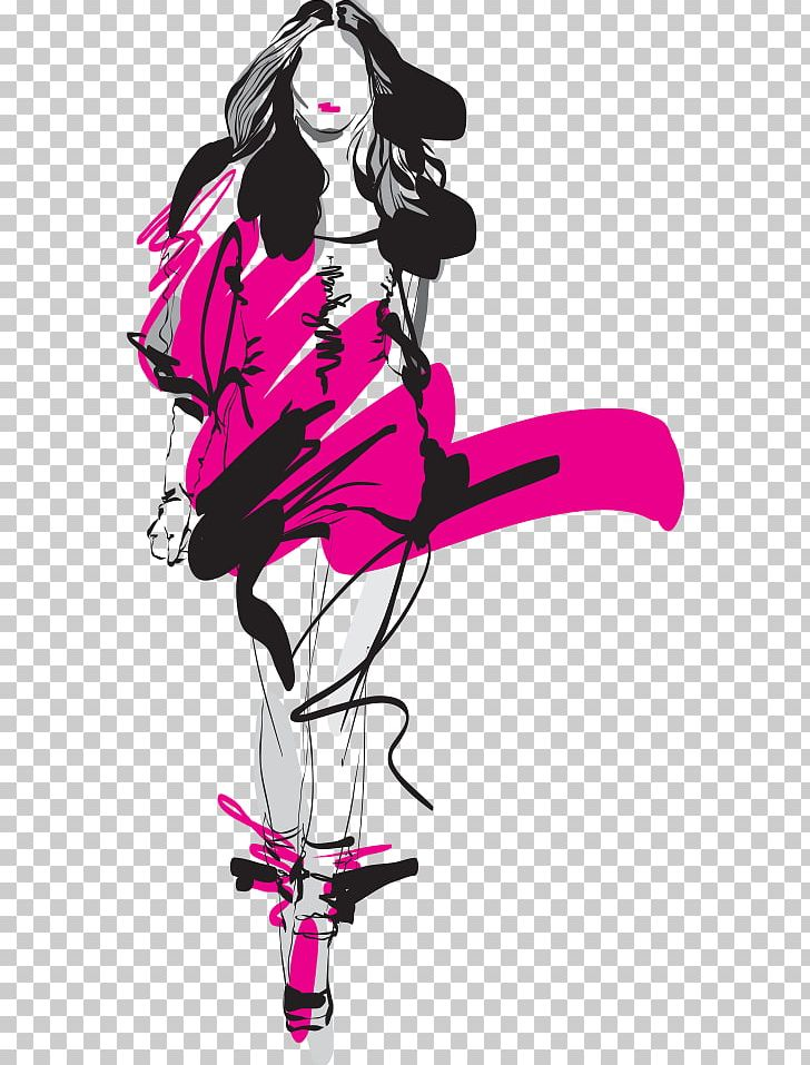 Fashion Model Fashion Illustration PNG, Clipart, Black Hair, Celebrities, Fashion, Fashion Accesories, Fashion Design Free PNG Download