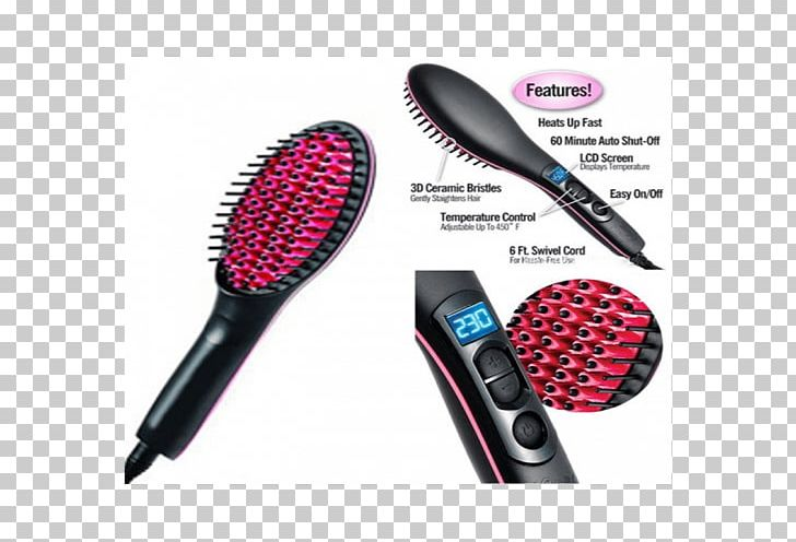 Hair Iron Comb Hair Straightening Hair Dryers Brush PNG, Clipart, Beauty, Brazilian Hair Straightening, Brush, Capelli, Ceramic Free PNG Download