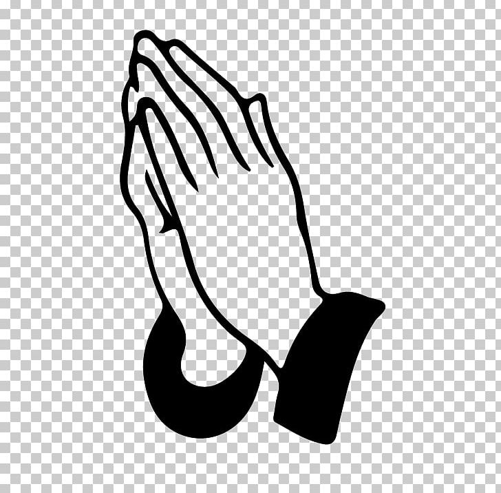Praying Hands Prayer Religion PNG, Clipart, Area, Arm, Black, Black And White, Color Free PNG Download