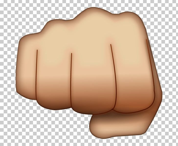 Raised Fist Emoji Fist Bump Punch PNG, Clipart, Angle, Arm