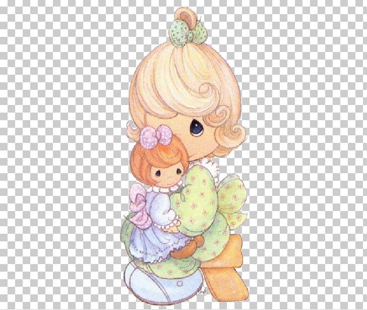 Drawing Color Precious Moments Png Clipart Angel Art