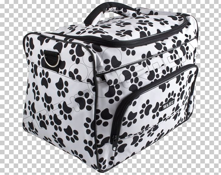 Dog Handbag Wahl Clipper Paw Print Grooming Bag And