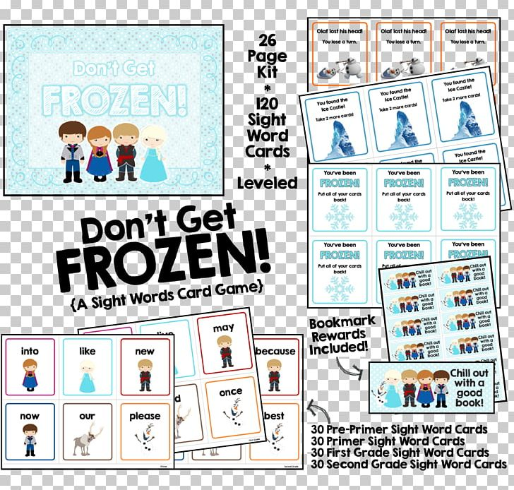 Sight Word Learning To Read Word Game Png Clipart Area Card Game Communication Diagram Dolch Word