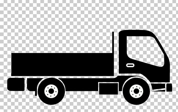 Car Pickup Truck Commercial Vehicle PNG, Clipart, Automotive Design, Automotive Exterior, Black And White, Box Truck, Brand Free PNG Download