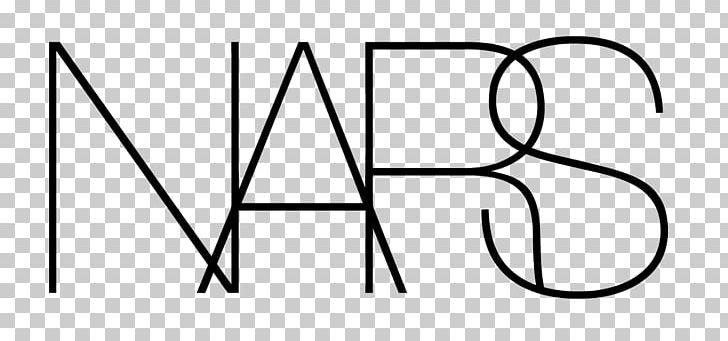 NARS Cosmetics Logo MAC Cosmetics Make-up Artist PNG, Clipart, Angle, Area, Black, Black And White, Brand Free PNG Download